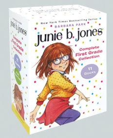 Junie B. Jones Complete First Grade Collection