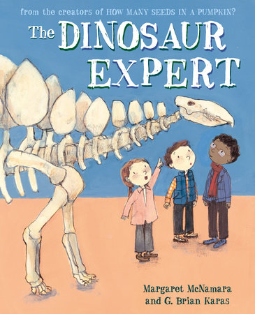 The Dinosaur Expert by Margaret McNamara