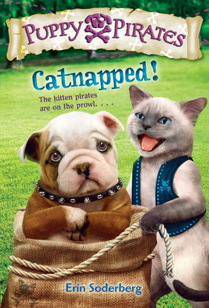 Puppy Pirates #3: Catnapped! by Erin Soderberg