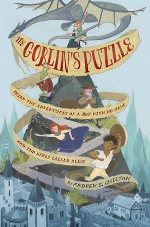 The Goblin's Puzzle by Andrew Chilton