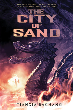 The City of Sand by Tianxia Bachang