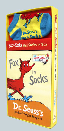 Fox in Socks and Socks in Box by Dr. Seuss