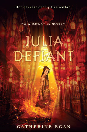 Julia Defiant by Catherine Egan