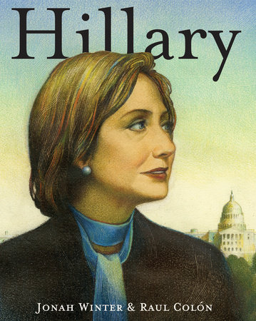 Hillary Book Cover Picture