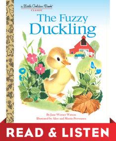 The Fuzzy Duckling: Read & Listen Edition
