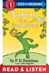 Aaron is a Good Sport: Read & Listen Edition