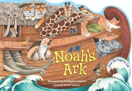 Noah's Ark by Michelle Knudsen
