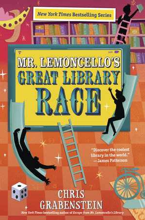 Mr. Lemoncello's Great Library Race by Chris Grabenstein