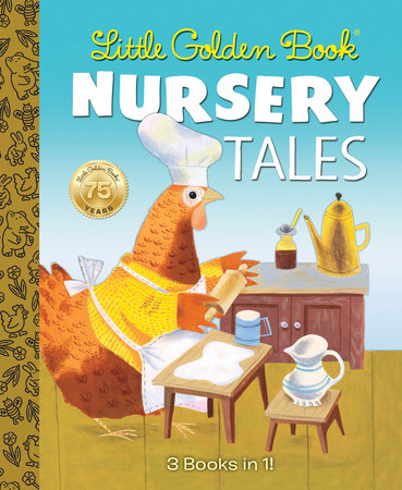 Little Golden Book Nursery Tales