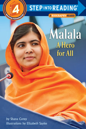 Malala: A Hero for All by Shana Corey