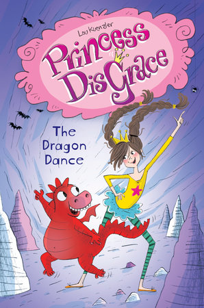 Princess DisGrace #2: The Dragon Dance by Lou Kuenzler