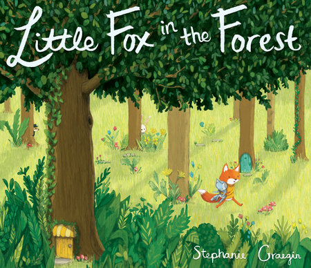 Image result for little fox in the forest graegin