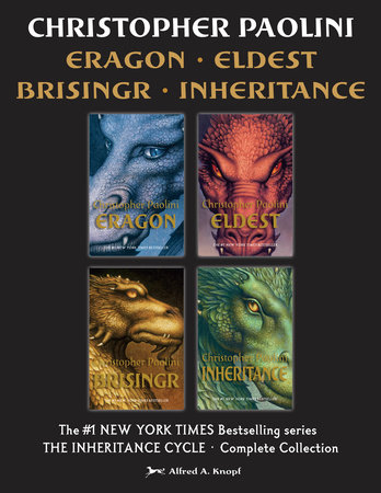 The Inheritance Cycle Complete Collection