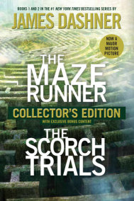 The Maze Runner and The Scorch Trials: The Collector's Edition(Maze Runner, Book One and Book Two)
