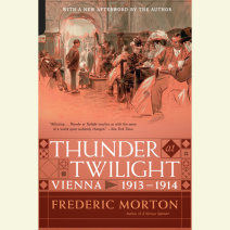 Thunder at Twilight Cover
