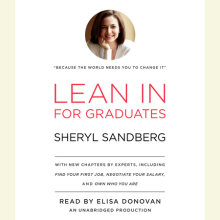 Lean In for Graduates Cover