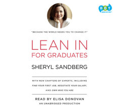 Lean In for Graduates cover big