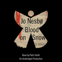 Blood on Snow Cover