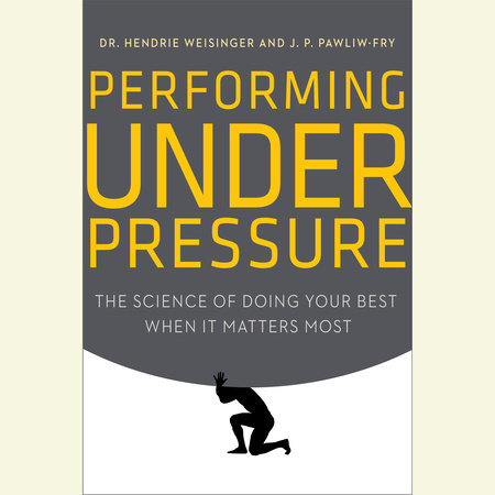 Critical Point - The Art and Science of Performing Under Pressure