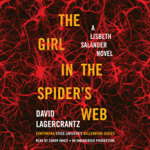 The Girl in the Spider's Web Cover