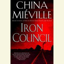 Iron Council Cover