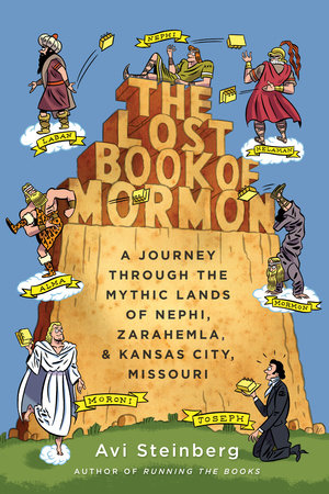 The Lost Book of Mormon cover