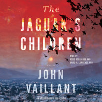 The Jaguar's Children Cover