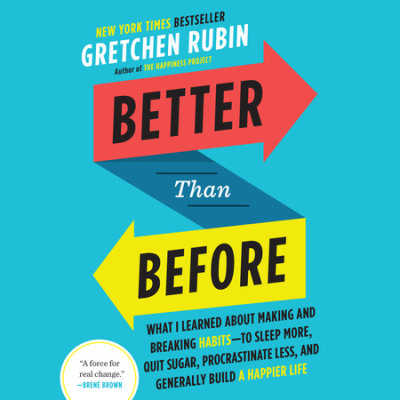 Better Than Before cover