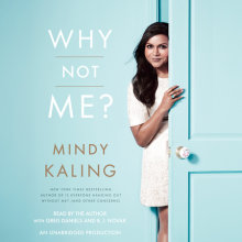 Why Not Me? Cover