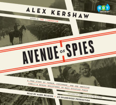 Avenue of Spies Cover