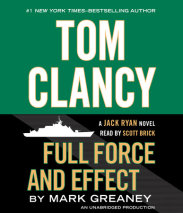 Tom Clancy Full Force and Effect Cover