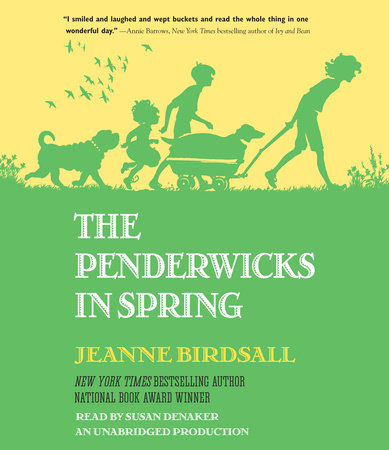 The Penderwicks in Spring by Jeanne Birdsall
