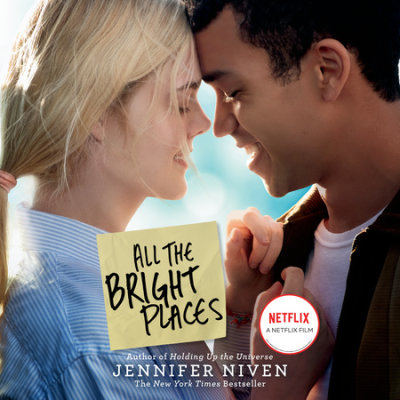 All the Bright Places Movie Tie-In Edition cover