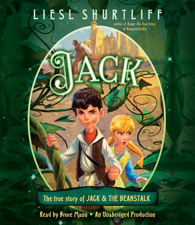 Jack: The True Story of Jack and the Beanstalk cover