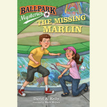 Ballpark Mysteries #8: The Missing Marlin Cover
