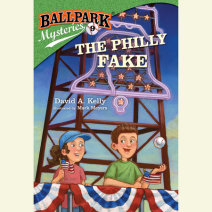 Ballpark Mysteries #9: The Philly Fake Cover