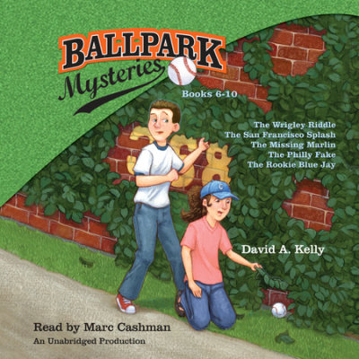 Ballpark Mysteries Collection: Books 6-10 cover