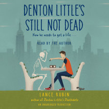 Denton Little's Still Not Dead Cover