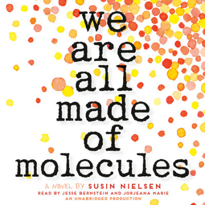 We Are All Made of Molecules cover