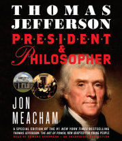 Thomas Jefferson: President and Philosopher Cover