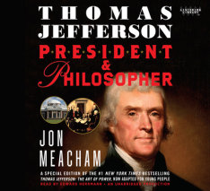 Thomas Jefferson: President and Philosopher cover big
