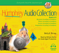 The Humphrey Audio Collection, Books 8-11 Cover