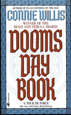 The cover of the book The Doomsday Book