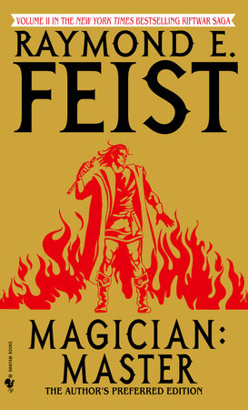 Magician: Master by Raymond E. Feist