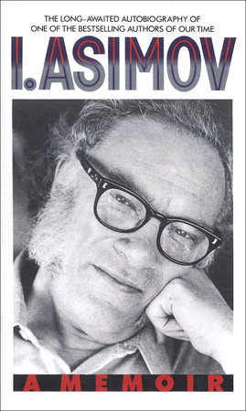 The cover of the book I, Asimov