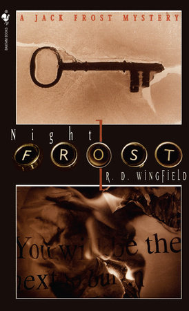 Night Frost by R.D. Wingfield