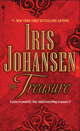 The Treasure by Iris Johansen