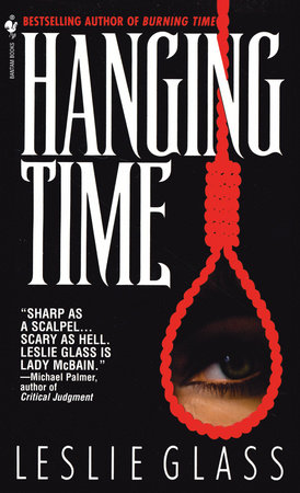 Hanging Time by Leslie Glass