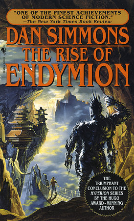 Rise of Endymion by Dan Simmons