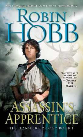 The cover of the book Assassin's Apprentice